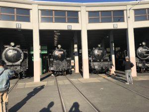 京都鉄道博物館SL1