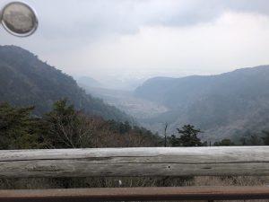 仁田峠 景色