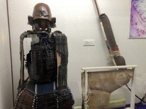 平戸城 鎧兜