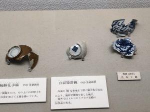 平戸城 展示物