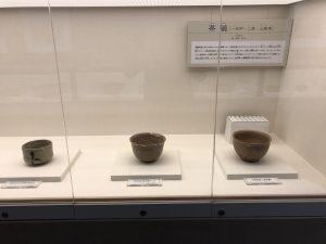 唐津城 茶碗