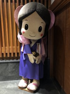 唐津城 ゆるキャラ